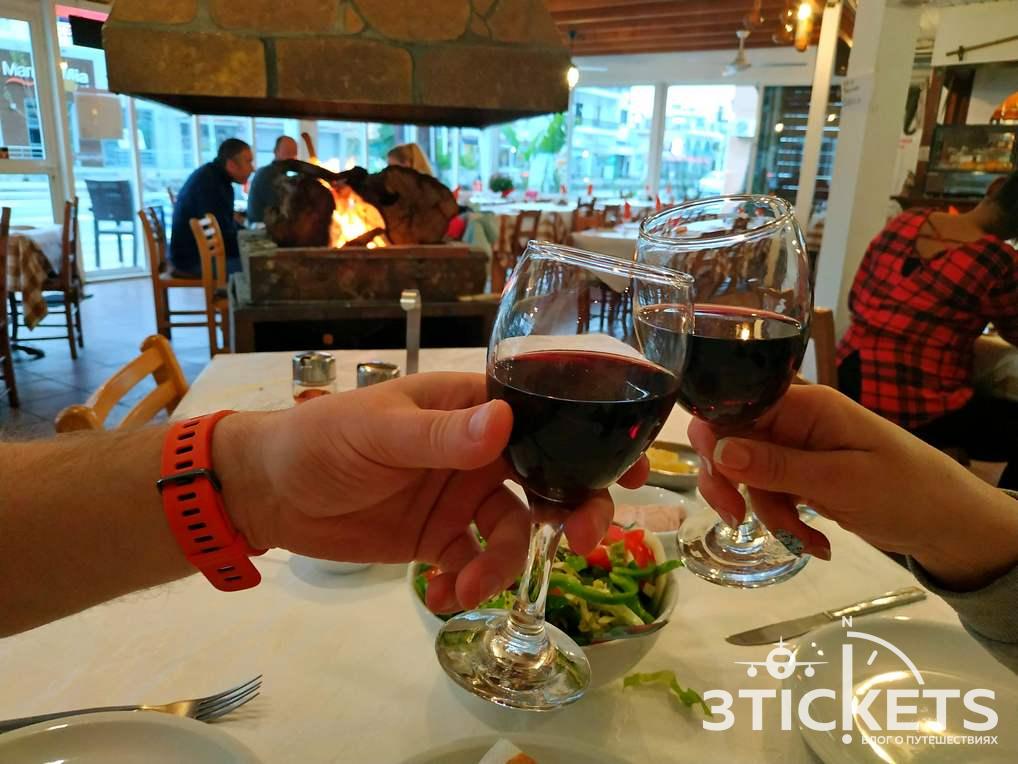 Ресторан в Пафосе