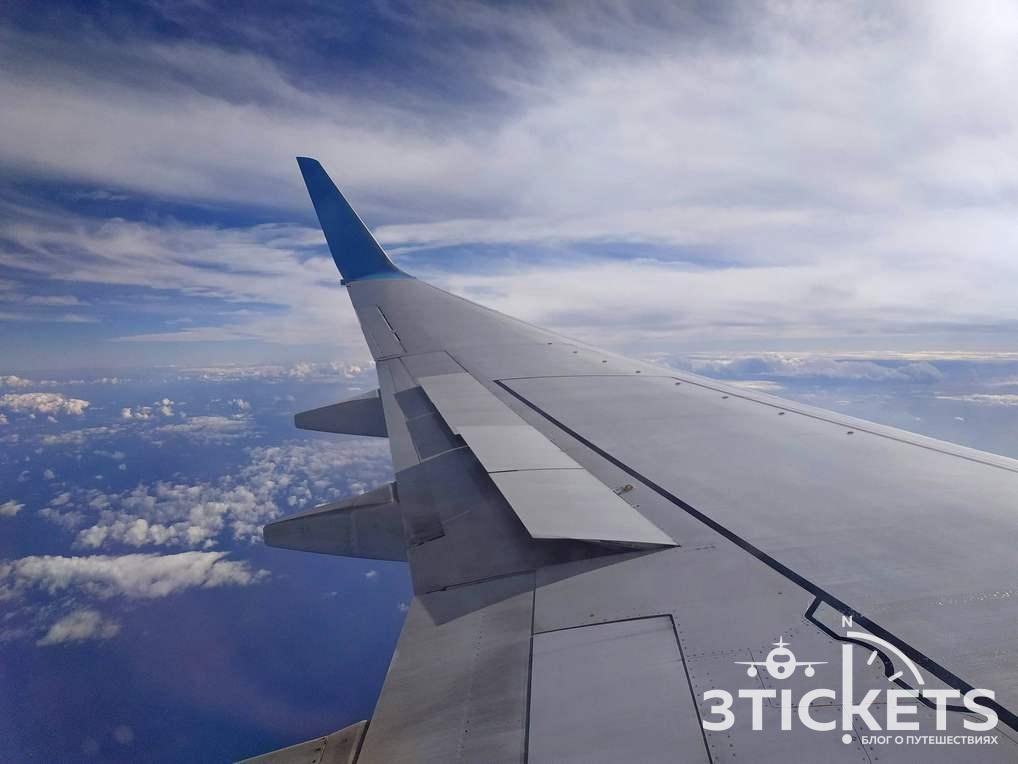 Отзыв об авиакомпании Победа