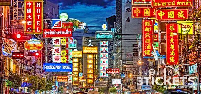 Китайский и Индийский кварталы вБангкоке: наш отзыв и фото, как добраться на карте