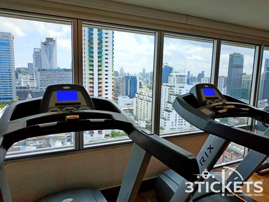 Отель и смотровая площадка Байок Скай в Бангкоке: наш отзыв, фото и цены