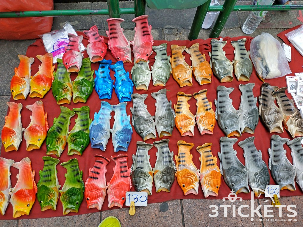 Рынок Чатучак или шоппинг-рай вБангкоке: наш отзыв, фото, как добраться