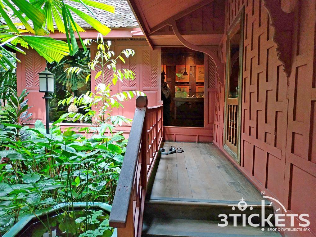 Дом-музей Джима Томпсона (Jim Thompson House): таинственная достопримечательность вБангкоке