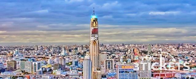 Baiyoke Sky— самый высокий отель вБангкоке: наш отзыв ономерах, ценах исмотровых площадках