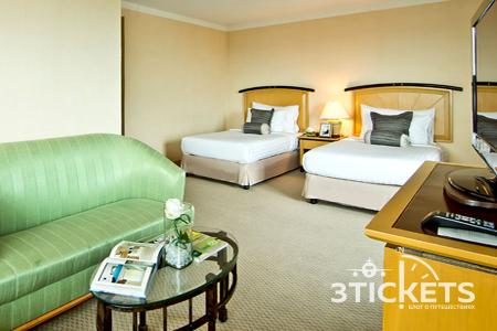 Отель Байок Скай в Бангкоке: номера)