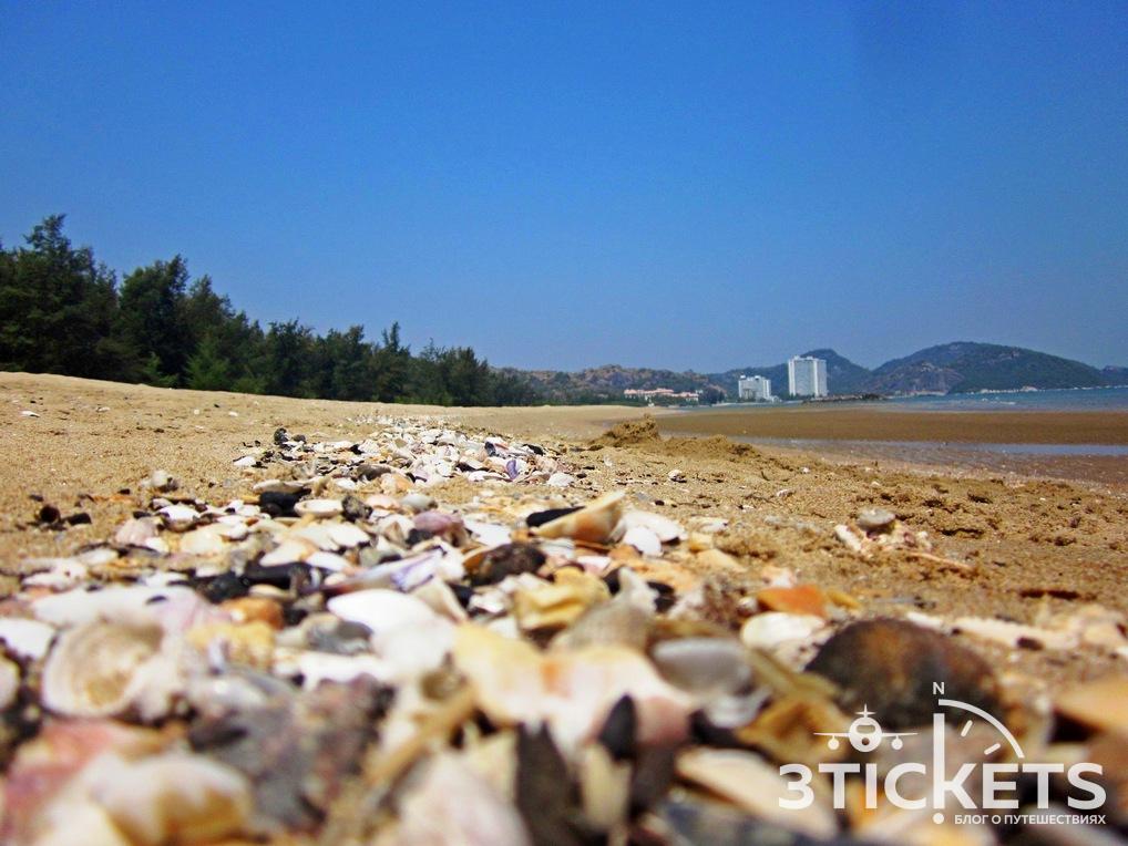 Пляж Тао в Хуахине