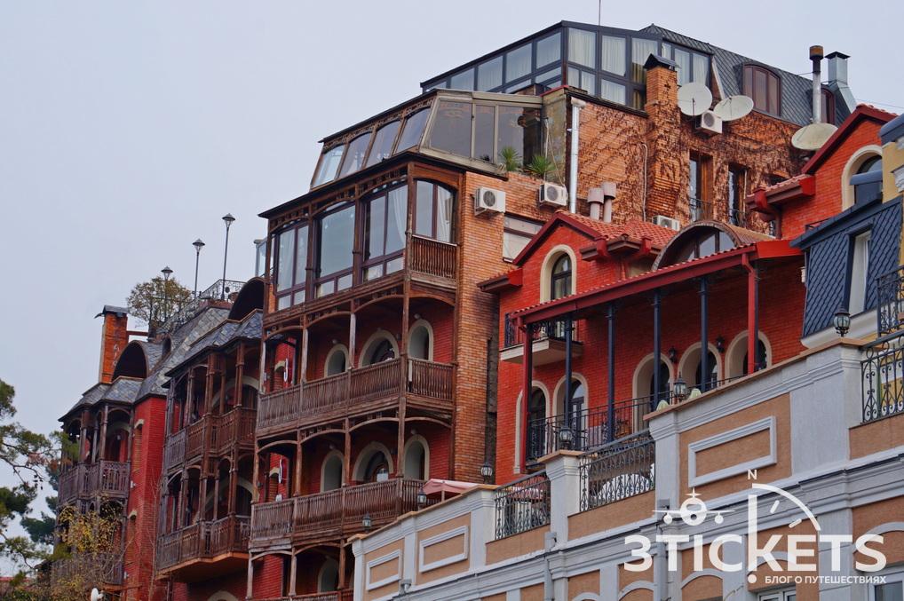 Стоимость жилья в Грузии
