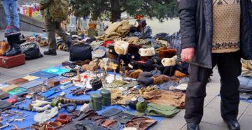 Стоимость одежды в Тбилиси