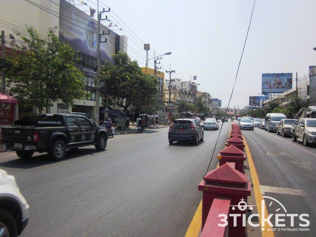 как добраться в Хуа-Хин