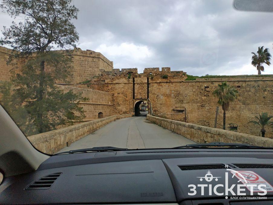 Городские стены Фамагусты