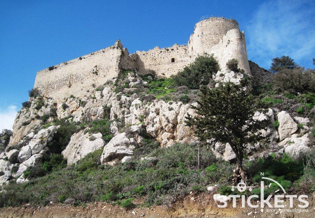 Замок Кантара, Фамагуста, Северный Кипр