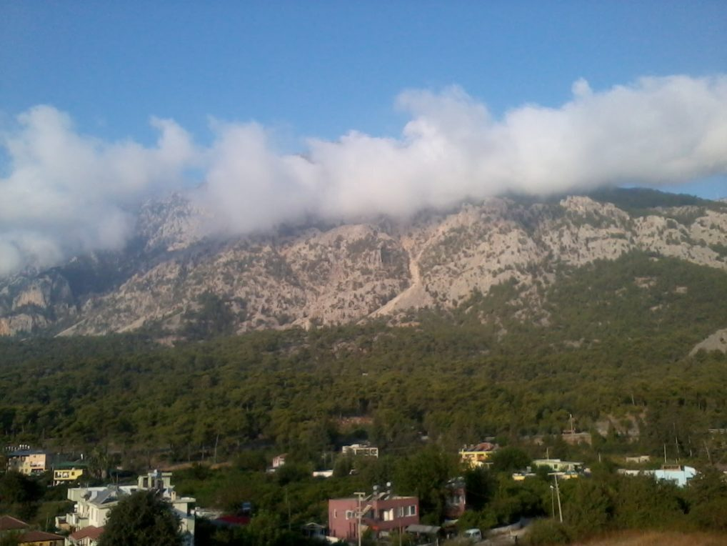 Таврские горы в Кемере