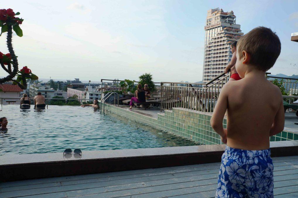 Поездка в Таиланд с ребенком