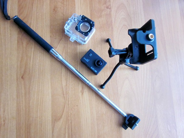 Экшн-камера SJ4000