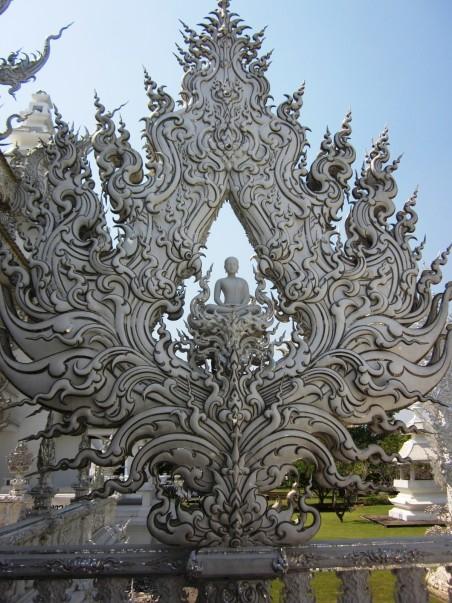 Белый Храм Чианг Рай