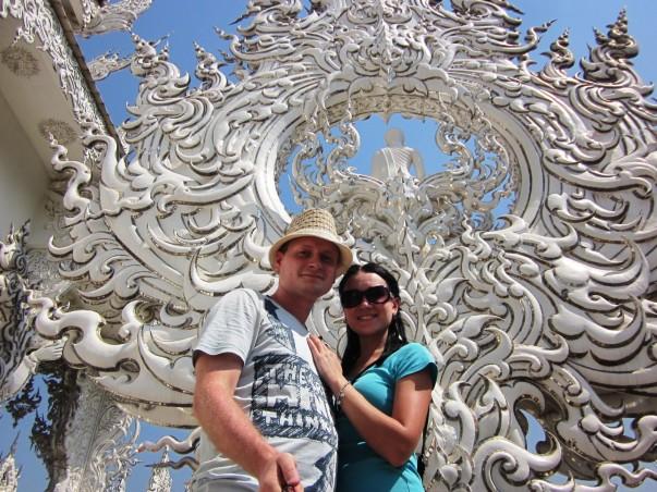 Белый Храм в Таиланде