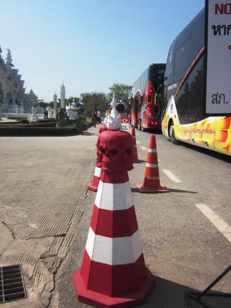 Ват Ронг Кхун в Чианг рае