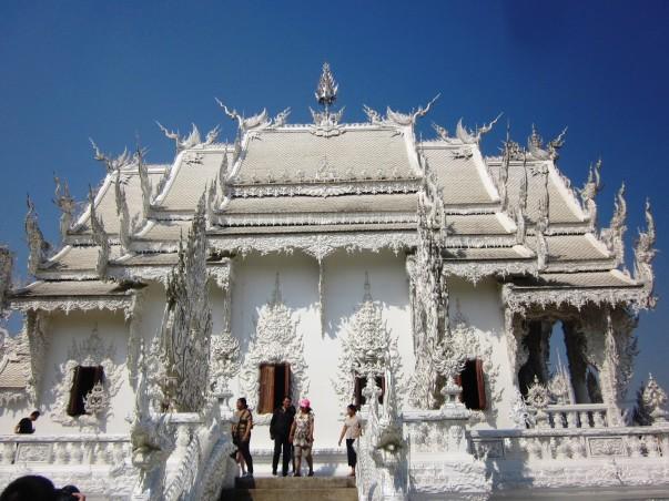 Wat Rong Khun Таиланд