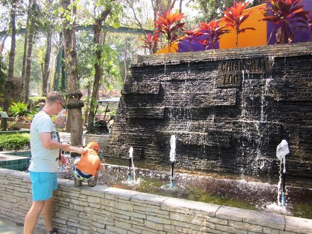 Зоопарк в Чианг Мае