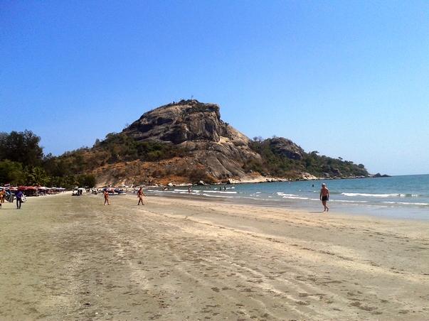 Пляж Такиаб Бич в Хуа Хине