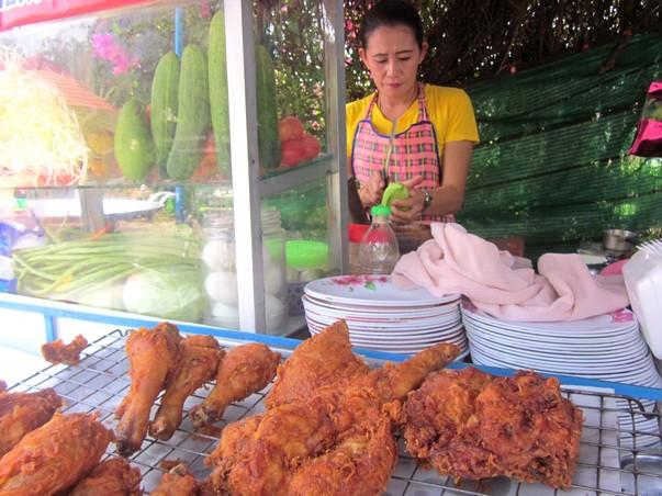Макашницы в Таиланде