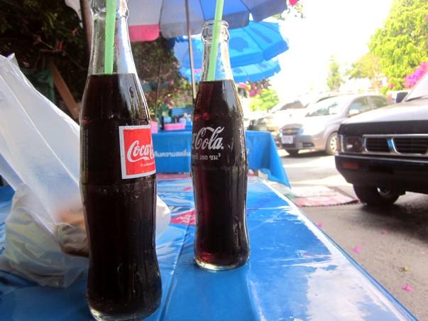 Coca Cola в Таиланде