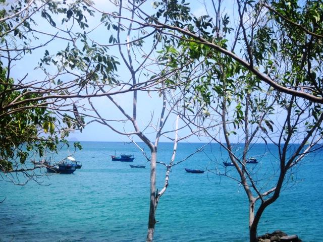 Пляж Бай Зай (Бай Дай), Нячанг, Вьетнам