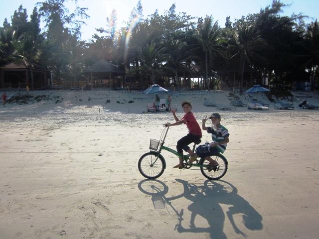 Пляж Зоклет (Доклет) в Нячанге, Вьетнам