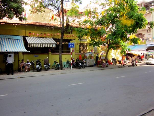 Улица во Вьетнаме
