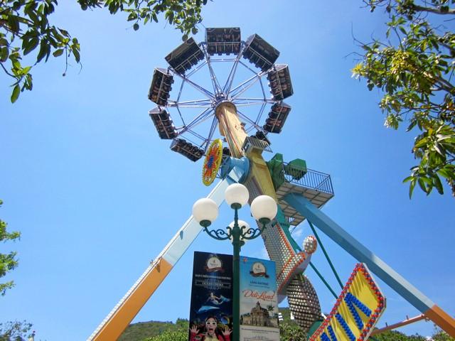 Остров развлечений Винперл в Нячанге
