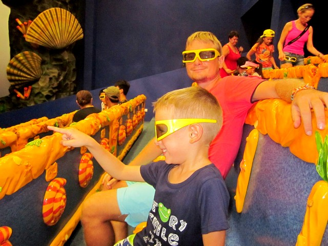 4-D кинотеатр в Винперле (Нячанг)