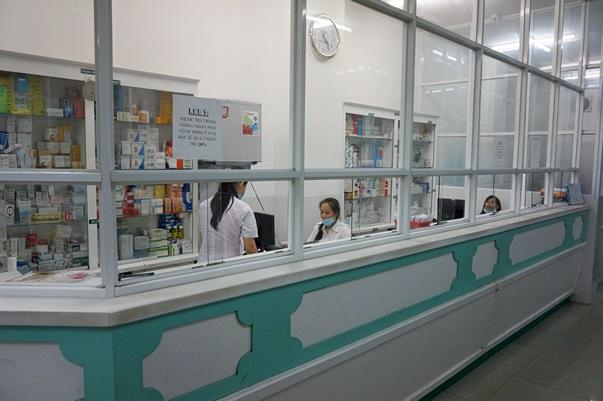 Регистратура больницы во Вьетнаме