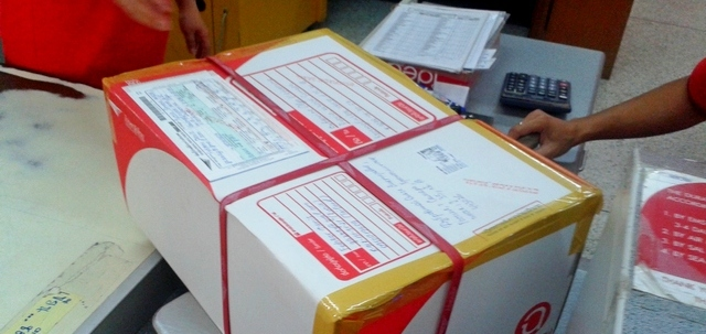 Как отправить посылку из Таиланда в Россию