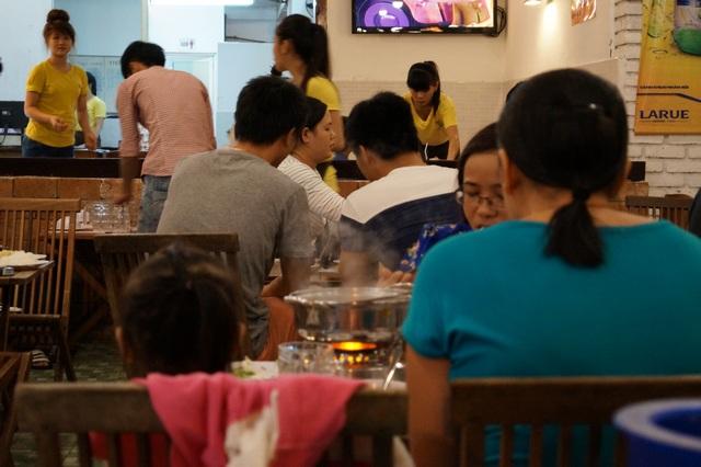 Дешевый ресторан в Нячанге
