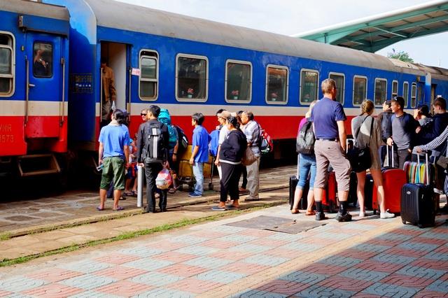Поезда во Вьетнаме