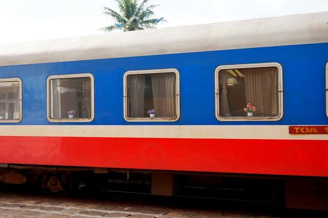 Как добраться из Хошимина в Нячанг на поезде