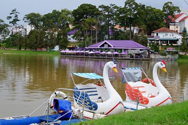 Озеро Сюан Хыонг (Xuan Huong Lake) Далат