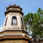 Пагода Линь Шон в Далате (Вьетнам)