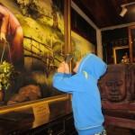 Достопримечательности Далата (Вьетнам): галерея шелка