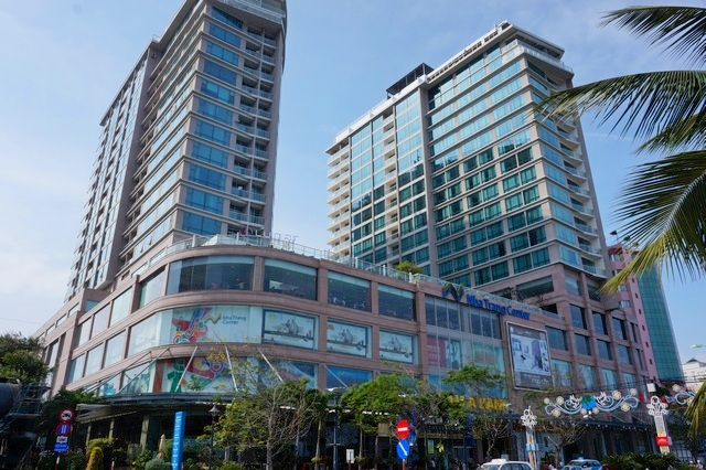 Торговый центр Нячанг Центр (Nha Trang Centre) в Нячанге (Вьетнам)