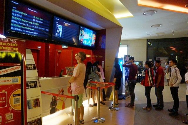 Торговый центр Максимарк (Maximark) в Нячанге (Вьетнам)