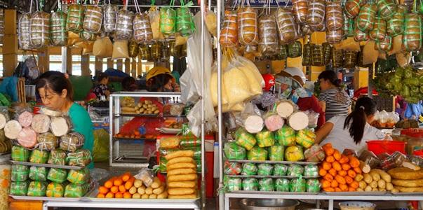 Рынки Нячанга, Вьетнам