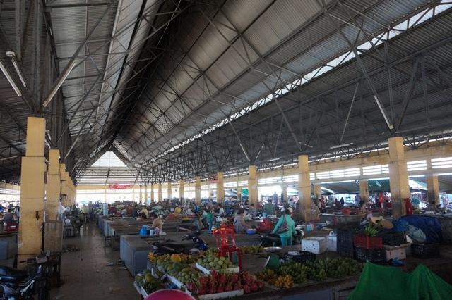 Северный рынок Нячанга