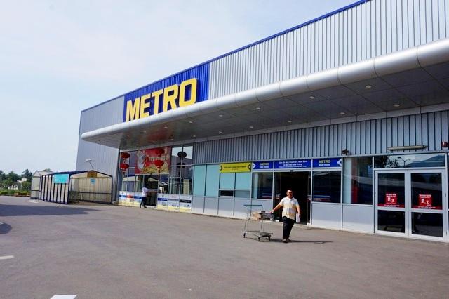 Торговый центр Метро (Metro) в Нячанге (Вьетнам)