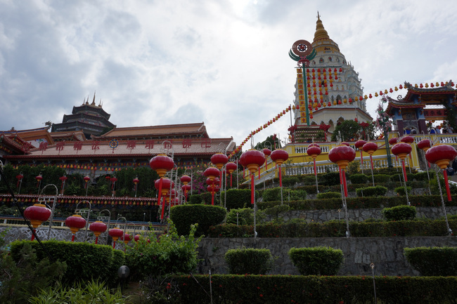 Пагода Кек Лок Си (Kek Lok Si Temple) Пенанг, Малайзия)