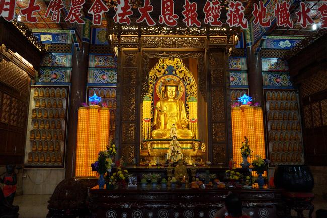 Пагода Кек Лок Си (Kek Lok Si Temple) Пенанг, Малайзия