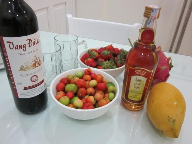 Вино Далат
