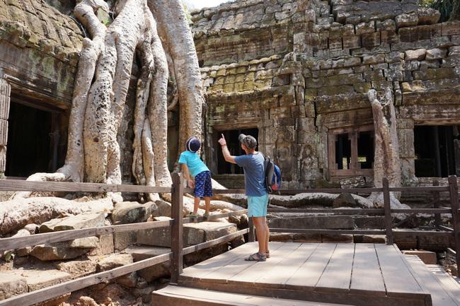 Храмовый комплекс Ангкор Ват (Сием Рип, Камбоджа)