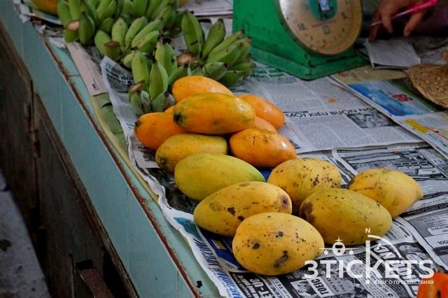 Тропические фрукты Азии: Топ-10 тропических фруктов Азии: манго