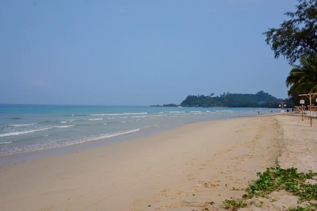Лучшие пляжи острова Ко Чанг (Таиланд): фото, отзыв и описание