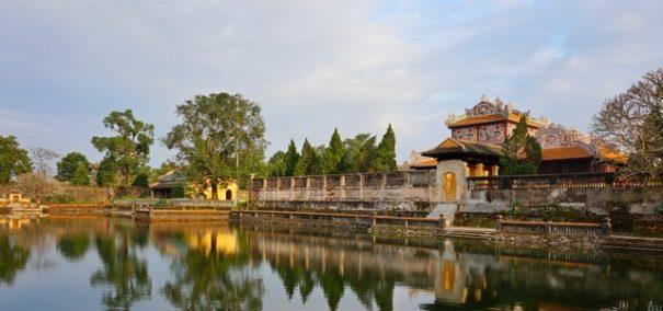 Хюэ (Вьетнам) и Запретный Пурпурный город